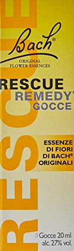 RESCUE Remedy, Giallo Acceso, 20 Millilitri
