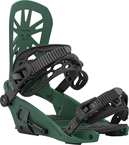 Union Bindings Expedition Splitboard Forest Green 2021-L