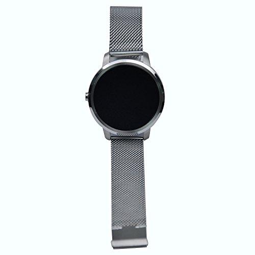 Shuusisses Pulsera InteligenteReloj/Reloj Deportivo/Reloj Deportivo BluetoothPulsera Inteligente Sin Bluetooth / RV360 Teléfono Bluetooth Cámara De Control Remoto - [ Plata ]