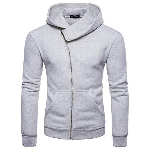 Fun-sweatshirts voor heren Long Shirt Men Black Hooded Sweat Mannen capuchon trui volwassen oversize pullover effen voor dagelijks gebruik dragen fsz-349