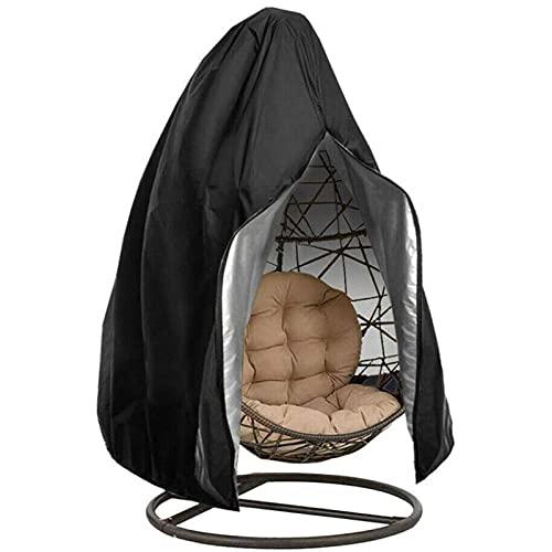 WEIJINGRIHUA Copertura per Mobili da Giardino Panno per Oxford Heavy Duty 210D, Anti-Polvere Impermeabile Anti-UV Cover per mobili da Giardino con Cerniera per Sedia a Battente. (Size : B230X200CM)