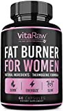 Weight Loss Pills for Women [ #1 Diet Pills That Work Fast for Women ] The Best Fat Burners for Women - This Thermogenic Fat Burner is a Natural Appetite suppressant & Metabolism Booster Supplement