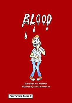 Blood: PageTurners Series 9 by [Chris Malakar, Moira Hanrahan]