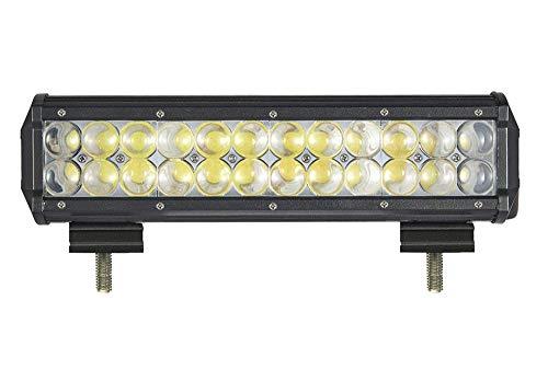 72W Projecteur 4D Fish-eye LED Phare de Travail,ALPHA DIMA 12V 24V Voiture Feux de Jour LED Lampe de Travail Auto Imperméable IP67