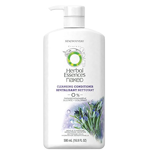 6. Herbal Essence Naked Cleansing Conditioner