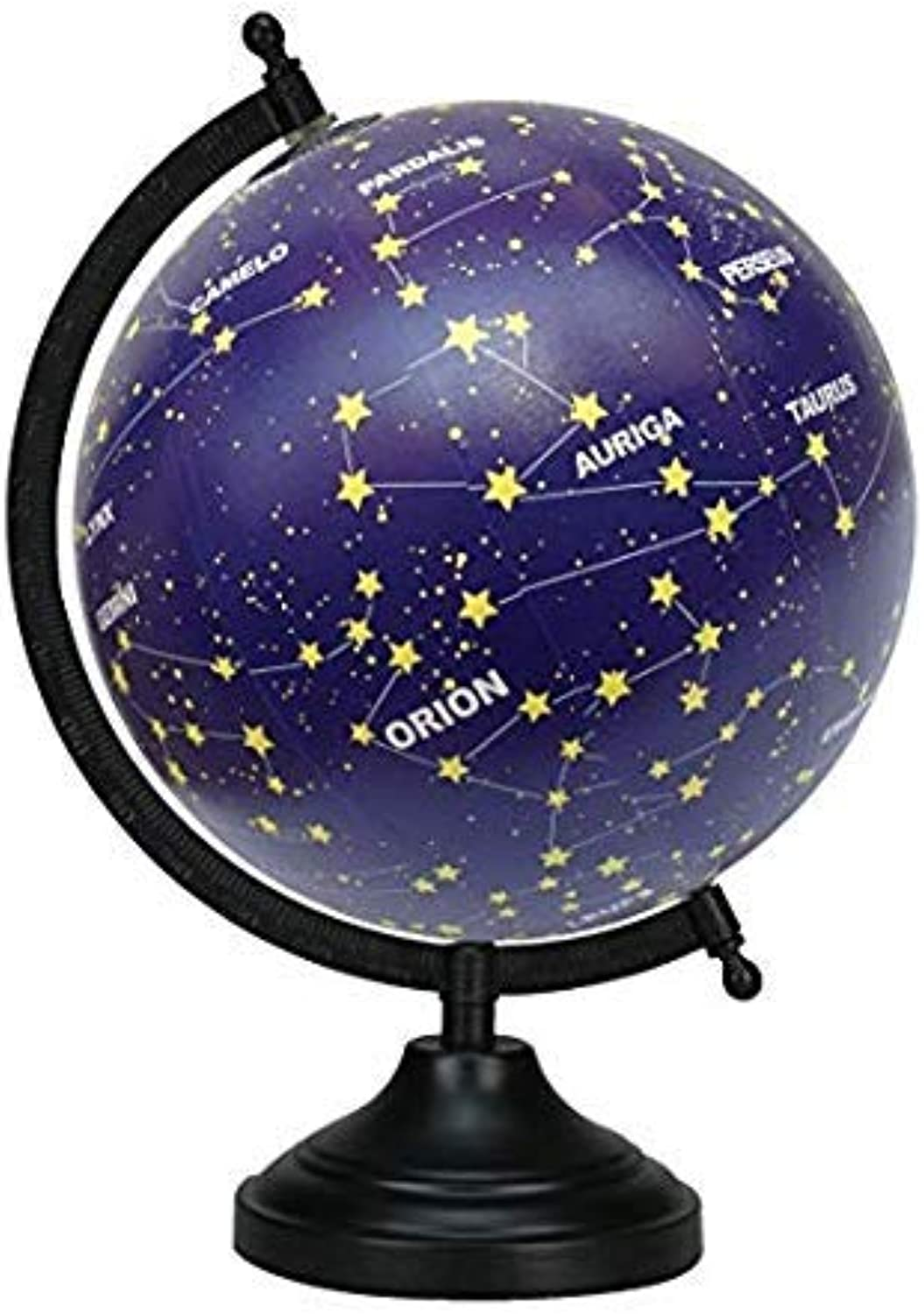 13  Unique Antiique Look bluee Decorative Desktop redating Globe Constellation Stars Globes Table Decor by Globes HubPerfect for Home, Office & Classroom