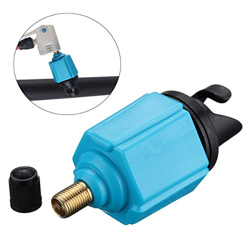 MASUNN Sup Adapter Opblaasbare Boot Pomp Adapter Luchtklep Paddle Board Pomp Accessoires