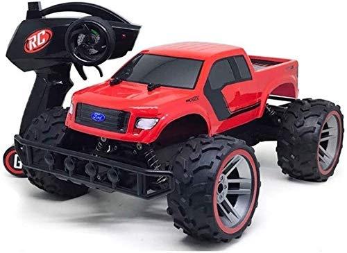 1:12 teledirigido de radio de coche for niños 4WD de gran tamaño oscila las orugas todo terreno de alta velocidad de carreras de coches, 4x4 Monster Truck vehículo con niños Hobby juguetes del coche L