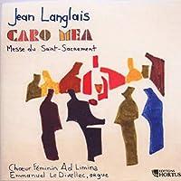 Langlais: Messe Du Saint