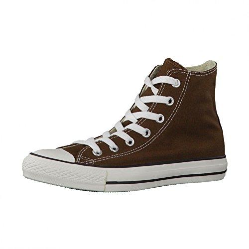 Converse Chuck Taylor All Star, Unisex-Erwachsene Hohe Sneakers, Grau (Charcoal), EU 37.5 EU