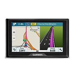 Garmin Drive 51 LMT-S EU Navigationsgerät - lebenslang Kartenupdates & Verkehrsinfos, Sicherheitspaket, 5 Zoll (12,7cm) Touchdisplay, schwarz