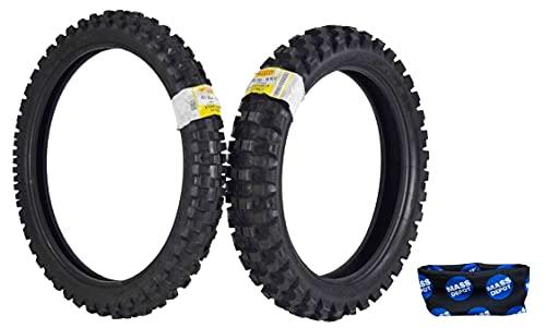 Pirelli Scorpion MX32 Extra X Dirt Bike Tires Set