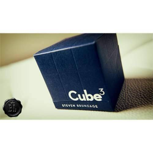 Cube 3 by Steven Brundage - Stage Magic - Trucos Magia y la Magia - Magic Tricks and Props