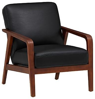Amazon Brand ? Rivet Huxley Mid-Century Accent Chair