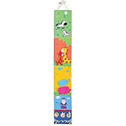 Bigjigs Toys BJ880 Height Chart (Noah's Ark)