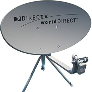 DirecTV International World Direct Satellite Dish DTV36EDS