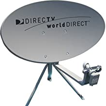 DirecTV International World Direct Satellite Dish DTV36EDS