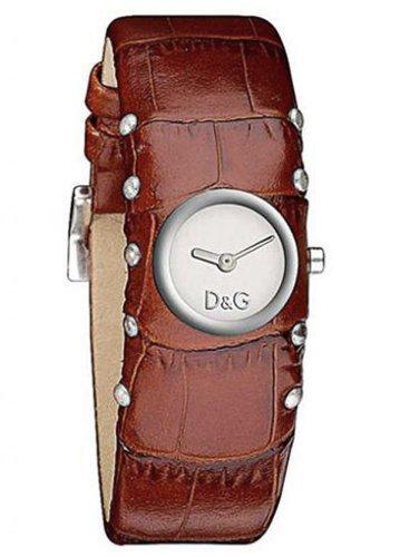 Dolce & Gabbana Damen-Armbanduhr Cottage Lederarmband DW0353