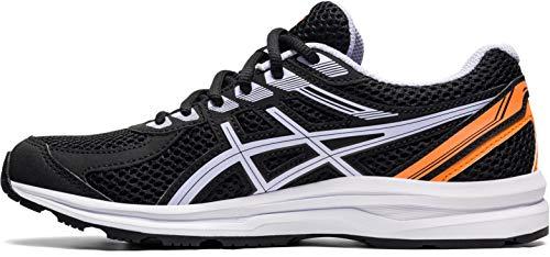 ASICS Damen 1012A629-004_39 Running Shoes, Black, EU