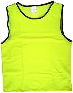 Youth Scrimmage Jerseys, Youth Scrimmage Training Vests for All Sports, by Playscene (12 Pack)