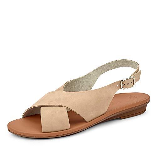 Paul grön 7300 sandaler upp till 30 mm slätt golv, brun