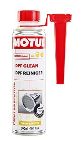 MOTUL Limpiador de Filtro Partículas Diesel DPF Clean 300ml