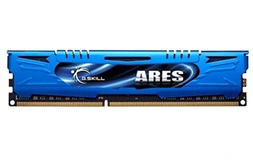 G.Skill F3-2133C10D-16GAB - Módulo de memoria (16 GB) color azul, paquete de 2