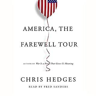America: The Farewell Tour cover art