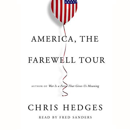 America: The Farewell Tour audiobook cover art