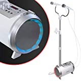 Karaoke Machine for Adults and Kids with 2 Microphones, Streams Music...