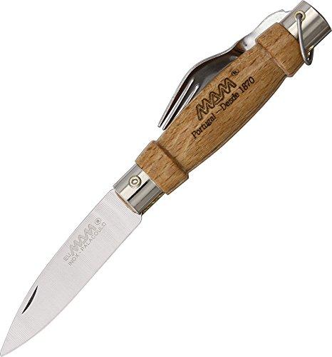 Mam MAM1B Couteau de Poche Mixte, Marron, Taille Unique