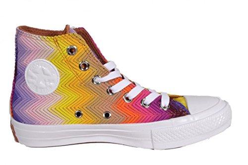 Converse Chuck Taylor All Star Ii High Missoni Damen Sneaker Mehrfarbig