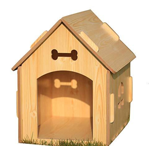 Vier seizoenen kennels, houten planten die in binnen- en buitenland gewassen kunnen worden, nesten voor huisdieren, hondenhokken