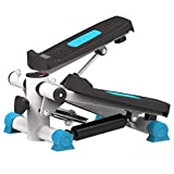 LY88 Exercise Fitness Mini Stepper Aerobic Leg Toner Muskelaufbau Fitnessgerät LCD - Display zeigt...