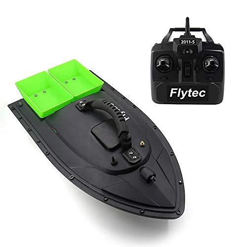 Goolsky Flytec 2011-5 Fish Finder 1.5kg Loading Remote Control Fishing Bait Boat RC Boat Kit Versione Barca Fai da Te