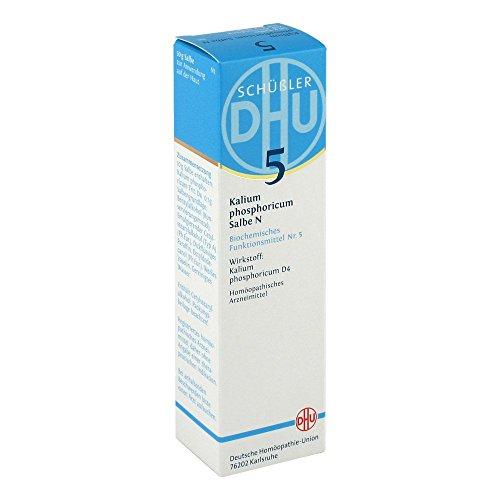 DHU Schüßler-Salz Nr. 5 Kalium phosphoricum D4, 50 g Salbe