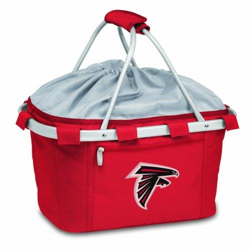 NFL Atlanta Falcons Metro Insulated Basket , Red