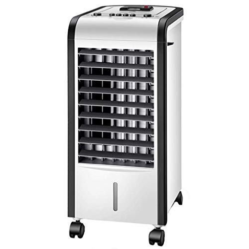 XPfj Aire Acondicionado de Ventilador Calefacción de Aire Acondicionado Enfriadores evaporativos