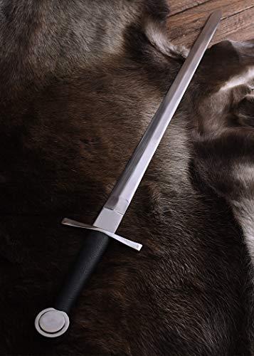 Mittelalterlicher Einhänder Schwert, handgeschmiedet, 97,5 cm medieval sword – Echt Metall - 7