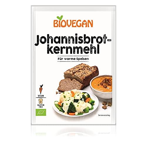 Biovegan Bio Johannisbrotkernmehl, BIO (1 x 100 gr)