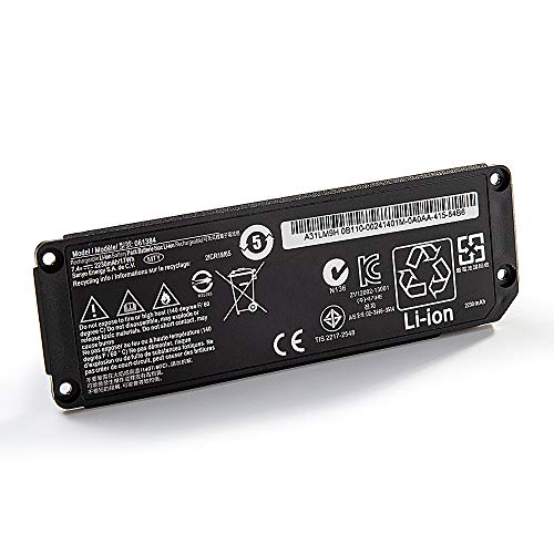 Amanda 061385 Battery 061384 061386 063287 7.4V 2230MmAh/17Wh Replacement for Soundlink Mini one/Bose SoundLink Mini Bluetooth Speaker one/Bose SoundLink Mini Bluetooth Speaker I/Bose Mini I