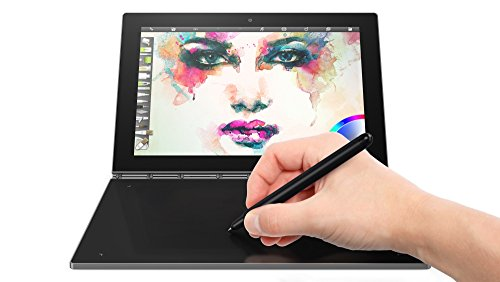 Lenovo Yoga Book 10.1 inch (Touch Atom X5-Z8550 4 GB 64 GB Intel HD Graphics No-ODD Android OS) - Gunmetal Grey