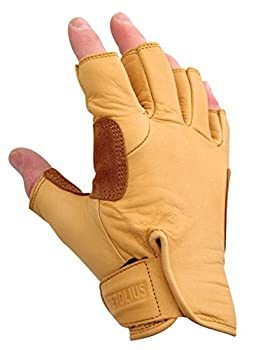 Metolius 3/4 Climbing Glove - Natural Large