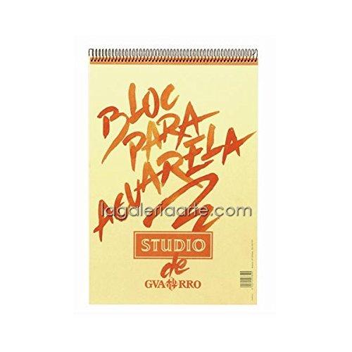 Canson - Album Espiral 40h. Guarro Studio Acuarela Fino 224gr.