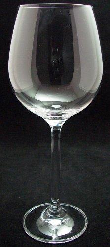 'Acqua–/calici per vino rosso di vetro Walther AUS der Serie'Mariella in un set.