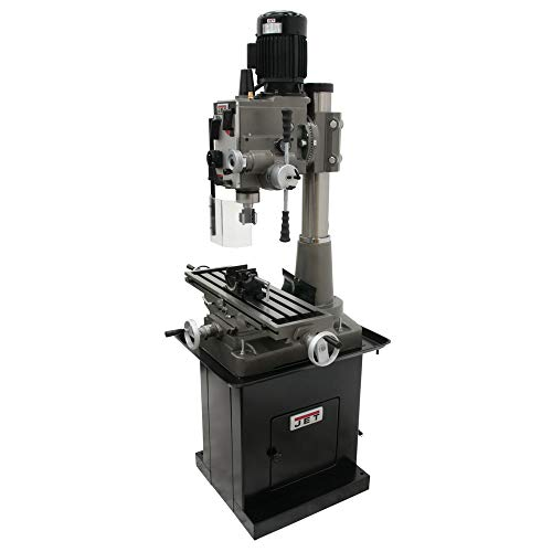 Best Prices! JET Geared Head Square Column Mill
