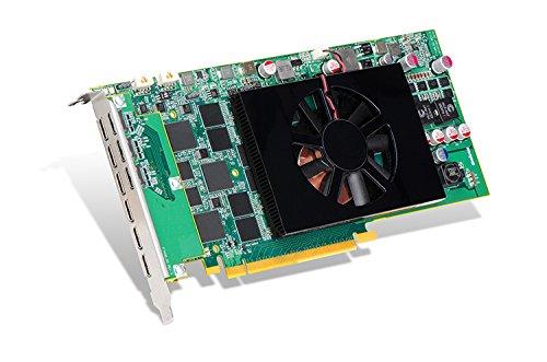 MATROX C900 4GB GDDR5 16x PCI-E 9 x Mini HDMI Graphic Card