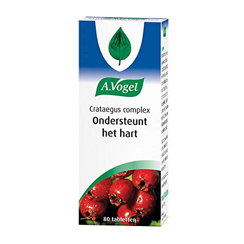 A Vogel Crataegus Complex Voedingssupplement, 1 Units