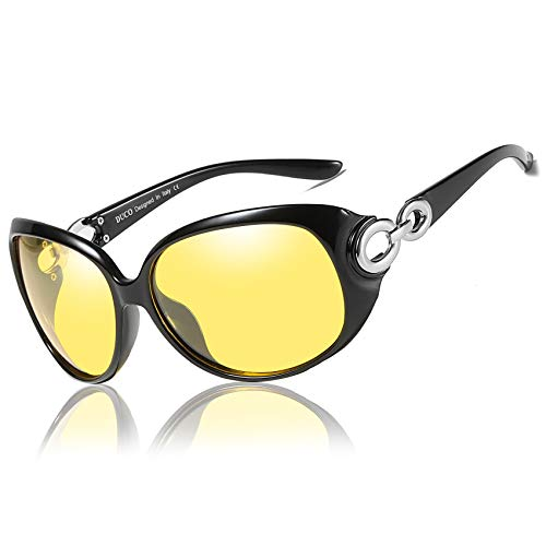 Duco Night Driving Glasses for Women