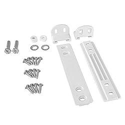 Door Fitting Installation Kit For Your Hotpoint Fridge Freezer. Fits Models: 1400KUP, 140KUP, 1600(ARI), 170KME, 93410, 93410, 93420, 93420, 93430, A2060, A2061, A2062, A2062/1, A2062/2, BC311I, BC312AIUK, BCS311, BCS312A, BCS312AS, BCS313AVEIUK, BF1...